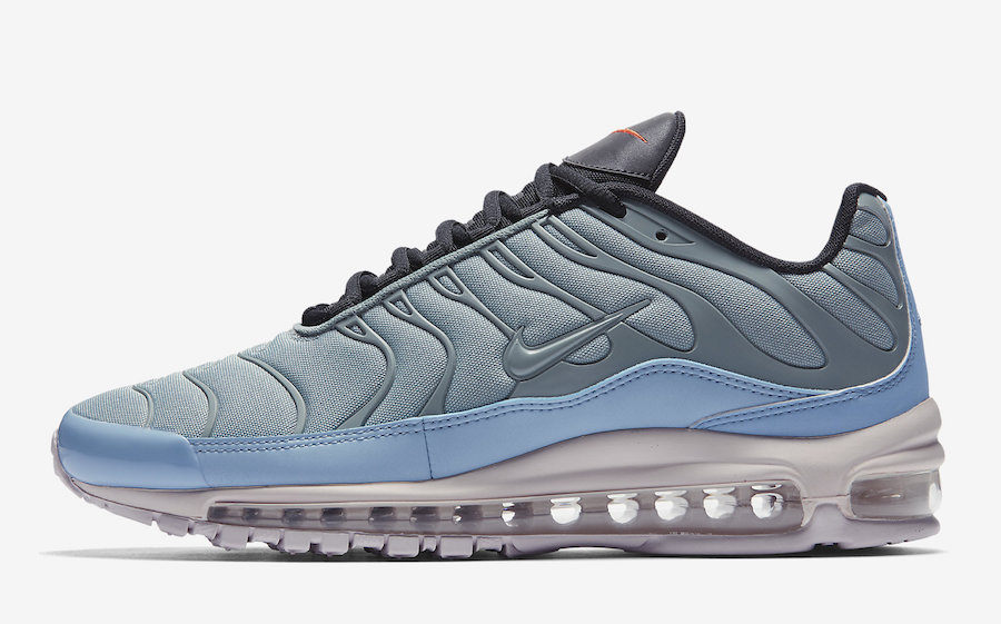 promo code ac901 a9371 Official Images Of The Nike Air Max 97 Plus Mica Green ...