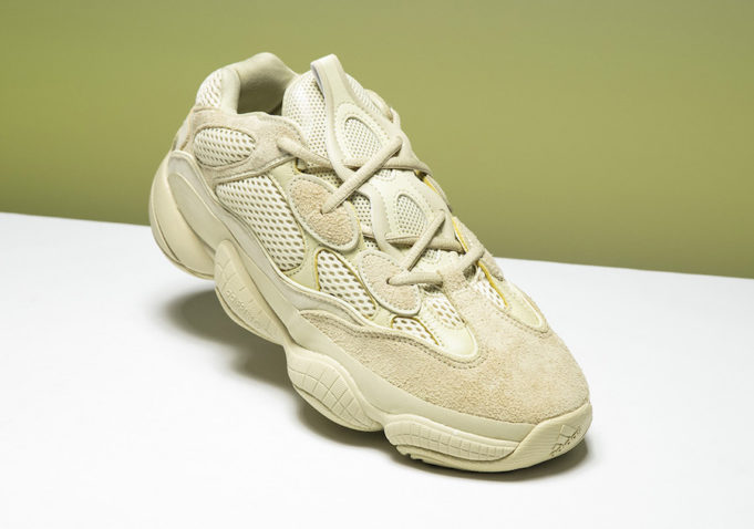 best service f8ee5 02c86 Yeezy Supply Once Again Dropped The adidas Yeezy Desert Rat ...