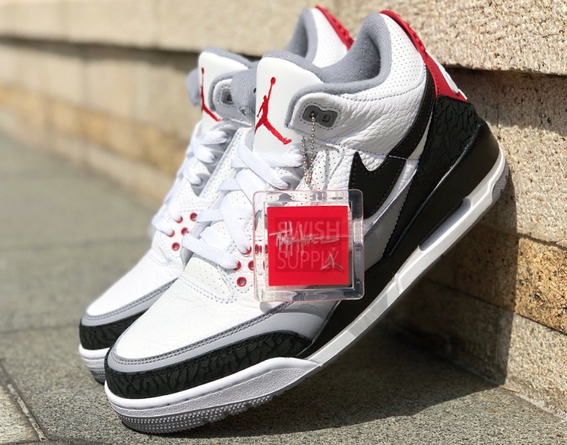buy popular 7a953 cf8ad Are You Waiting For The Air Jordan 3 Tinker NRG ...