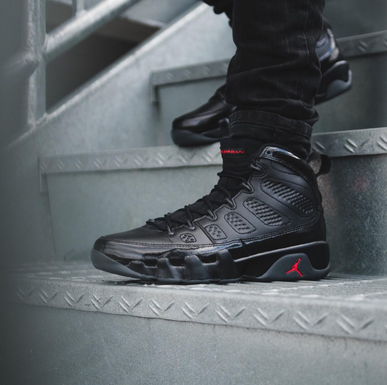 get cheap cca82 3a815 Air Jordan 9 Bred • KicksOnFire.com