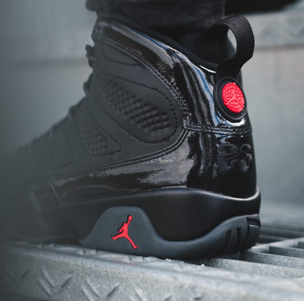 get cheap dbc7c a2b5e Air Jordan 9 Bred • KicksOnFire.com