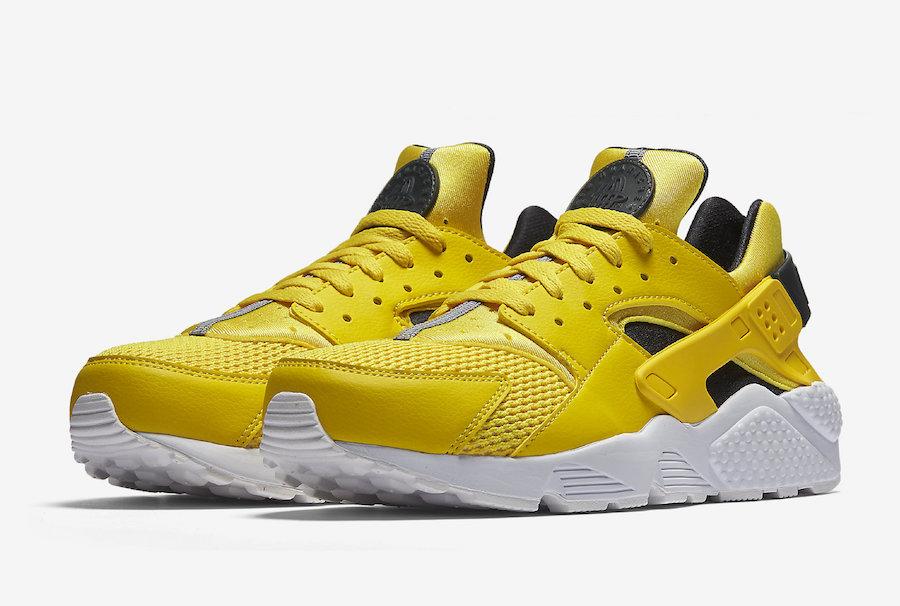 Vibrant Tour Yellow Hits The Nike Air