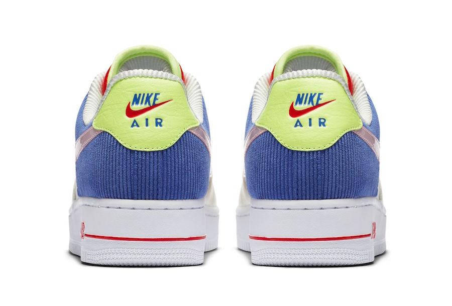 magasin en ligne 94f0f 2d706 Nike Air Force 1 Corduroy Coming Soon • KicksOnFire.com