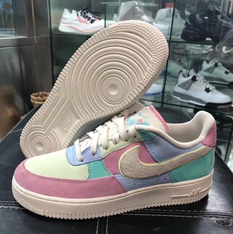 najlepiej autentyczne nowy wygląd buty na codzień Another Nike Air Force 1 Low Easter Egg Coming Soon ...