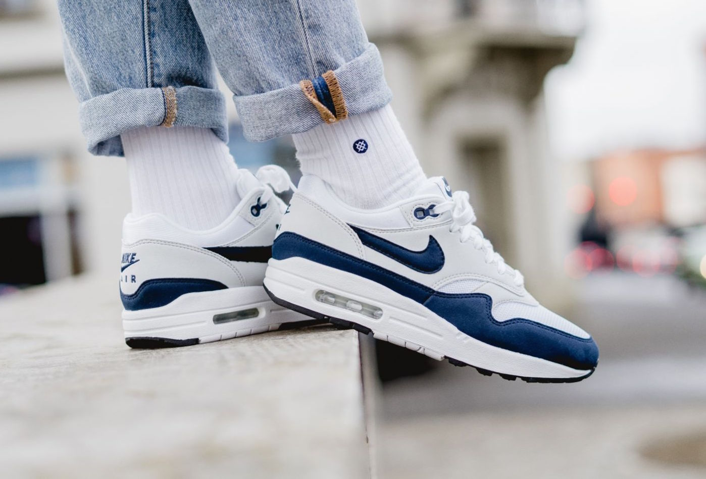 the best attitude e9a26 4bea1 More colorways of the Nike Air Max 1 are a norm every year, but this latest  iteration of the popular runner is a throwback to its classic OG Obsidian  theme ...
