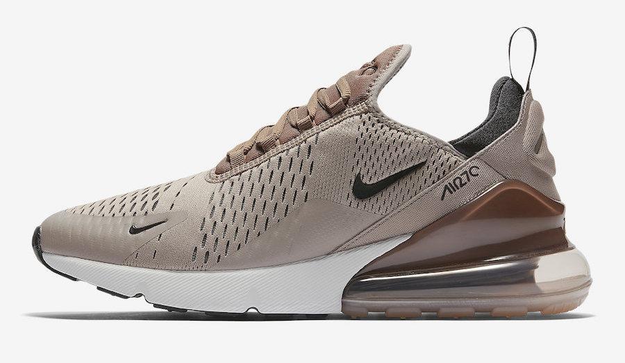 Humo atributo guión  Official Images: Nike Air Max 270 Sepia Stone • KicksOnFire.com