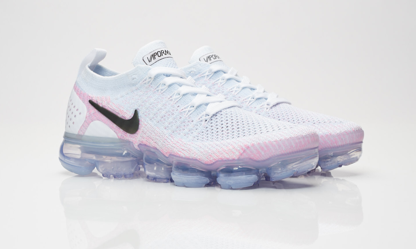 finest selection fce00 9cea0 Now Available: Nike Air VaporMax 2 Hydrogen Blue ...