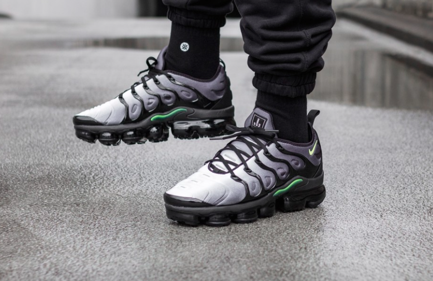 huge selection of 38149 56e3d Look For The Nike Air VaporMax Plus Black Volt Next Week ...