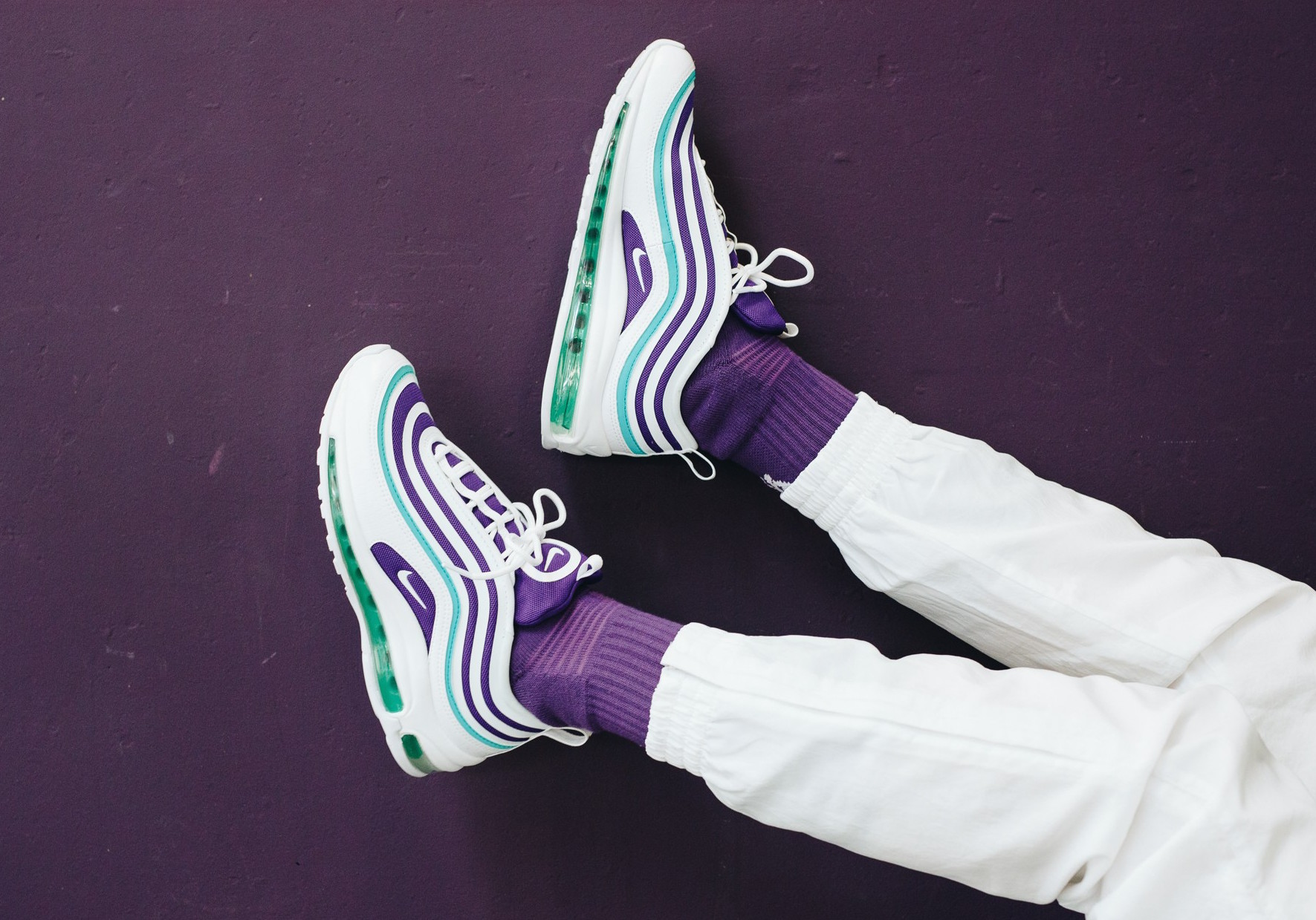 Nike WMNS Air Max 97 Ultra '17 SE Grape Perfect For Spring