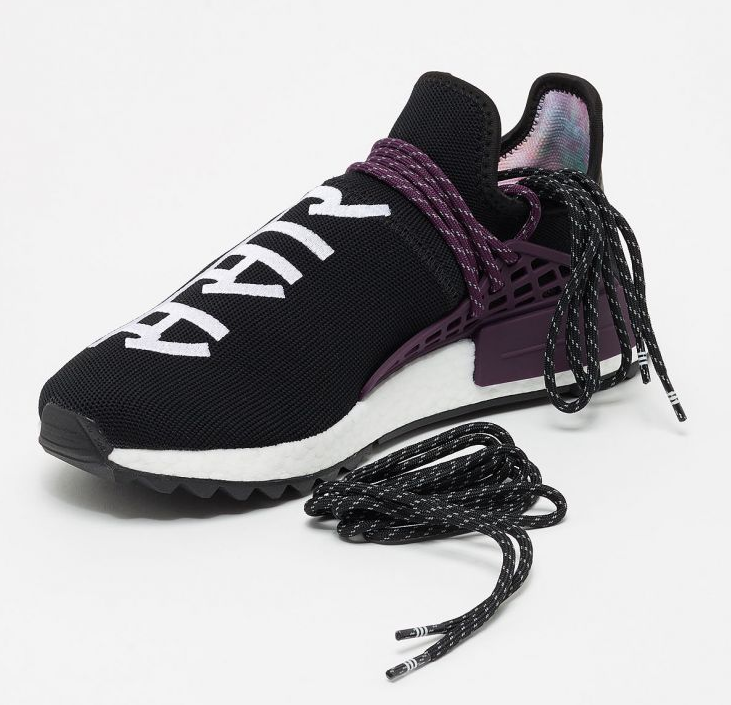 sports shoes 54258 69339 Be All About Equality With This Pharrell x adidas NMD Hu ...