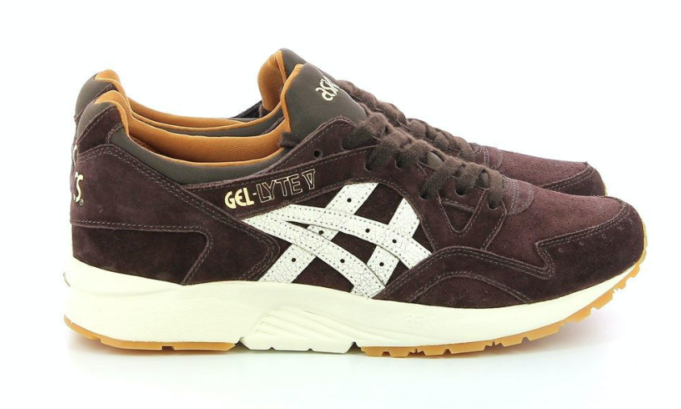 The Asics Gel Lyte 5 Coffee And Cream Is Now Up For Grabs