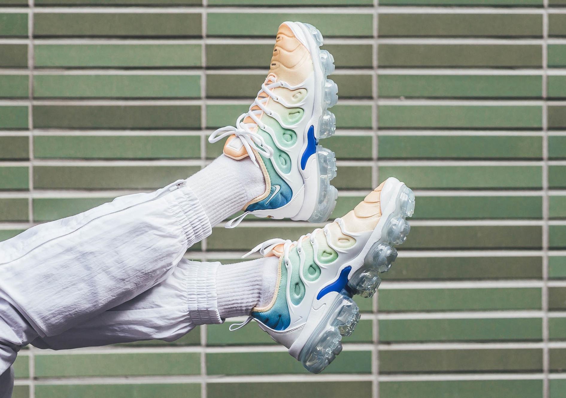 Nike WMNS Air VaporMax Plus Light Menta