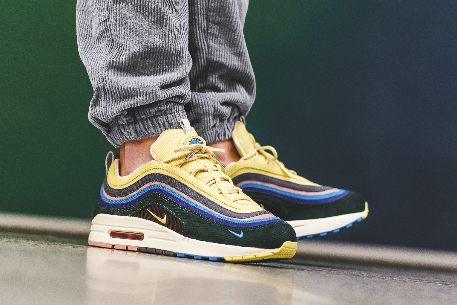 NIKE AIR MAX 197 VF SW SEAN WOTHERSPOON (WITH LACES