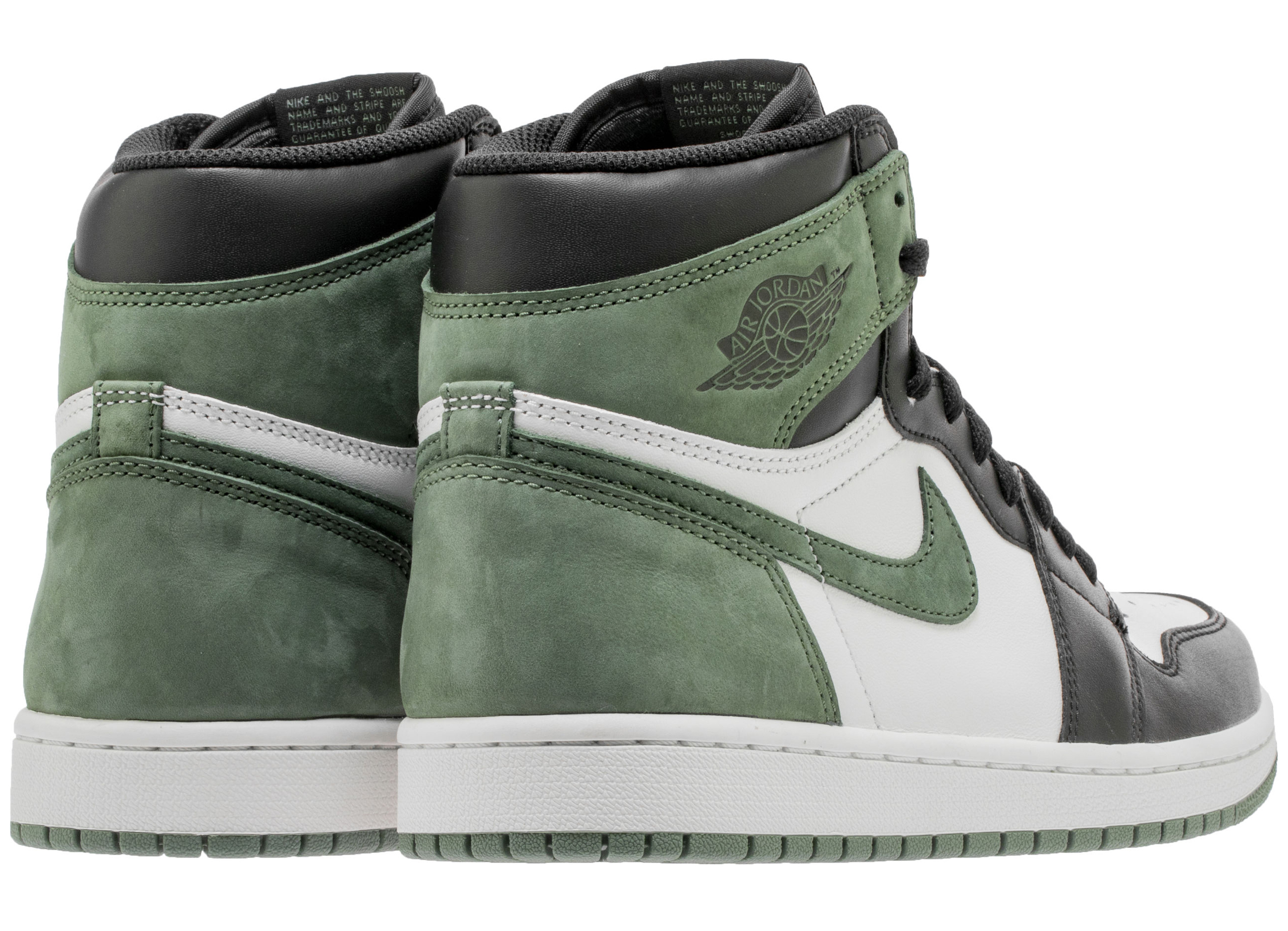 size 40 12825 6f6f2 Air Jordan 1 Retro High OG Clay Green (Best Hand in The Game ...