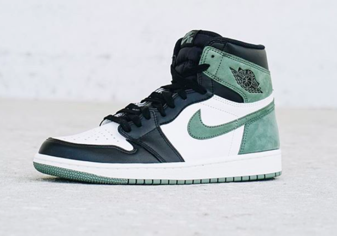 new styles 584f7 58772 Now Available: Air Jordan 1 Retro High OG Clay Green ...