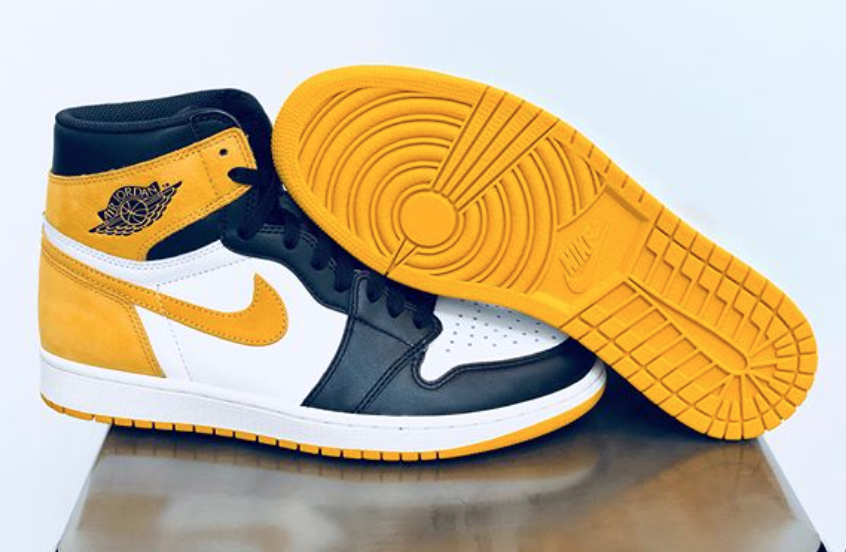Air Jordan 1 Retro High Og Five Mvp Awards Yellow Ochre Arriving In May Kicksonfire Com