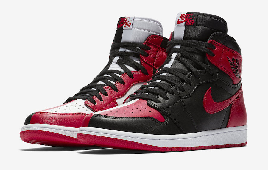 nike air jordan 1 retro high rouge