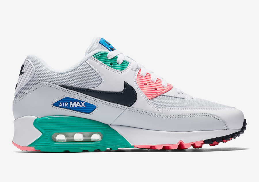 promo code 76bef ff53e A Bit Late, But This Nike Air Max 90 Brings The Easter Vibes ...