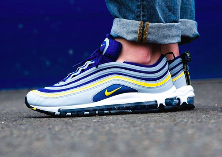 Look Out For The Nike Air Max 97 Tour Yellow •