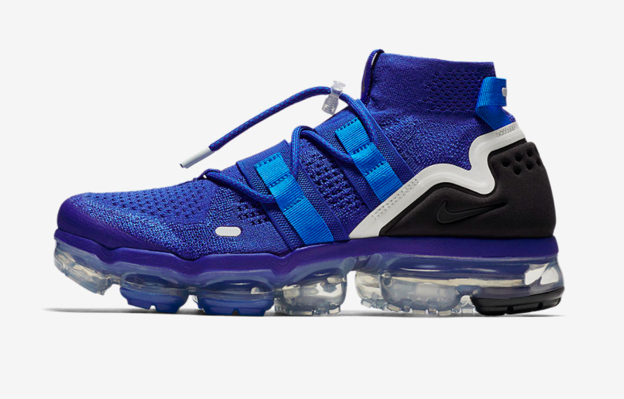 sports shoes c588b 21e3c Release Date: Nike Air VaporMax Utility Game Royal ...