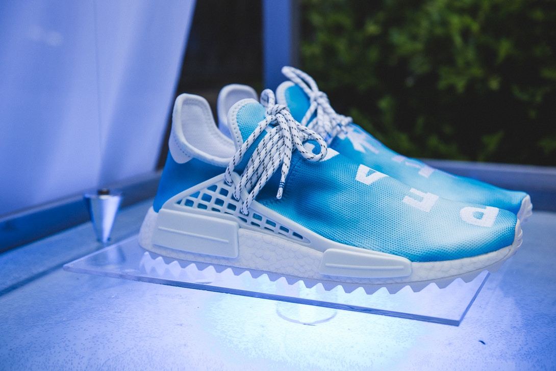 pretty nice a1f7f 59a4d Release Date: Pharrell x adidas NMD Hu China Exclusive Pack ...