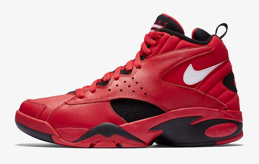 The Nike Air Maestro II Trifecta Pays