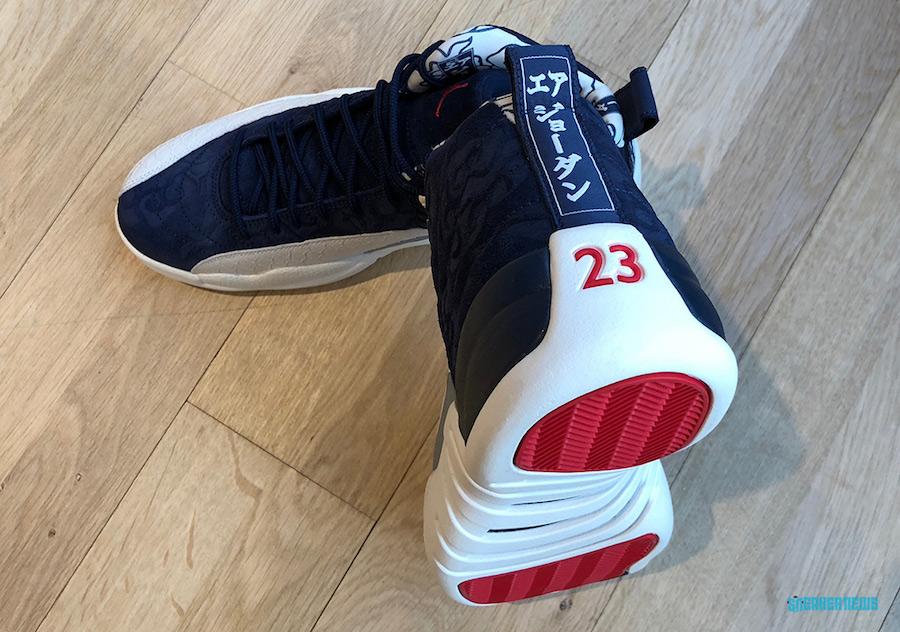 sports shoes 32b04 e9b70 Air Jordan 12 International Flight • KicksOnFire.com