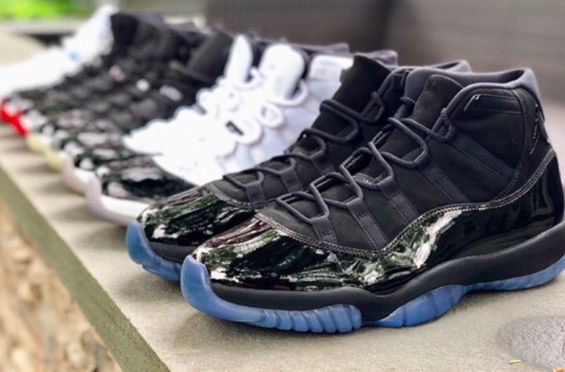 reputable site db124 09a45 Air Jordan 11 Cap and Gown (Prom Night) • KicksOnFire.com