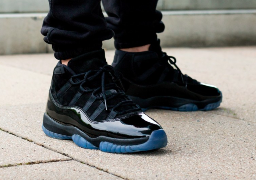 outlet store c55aa 83cb4 Release Reminder: Air Jordan 11 Cap and Gown (Prom Night ...