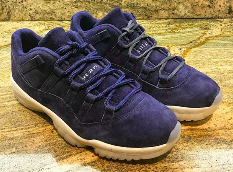 on sale d21e3 04ff8 Are You Waiting For The Air Jordan 11 Low Derek Jeter ...