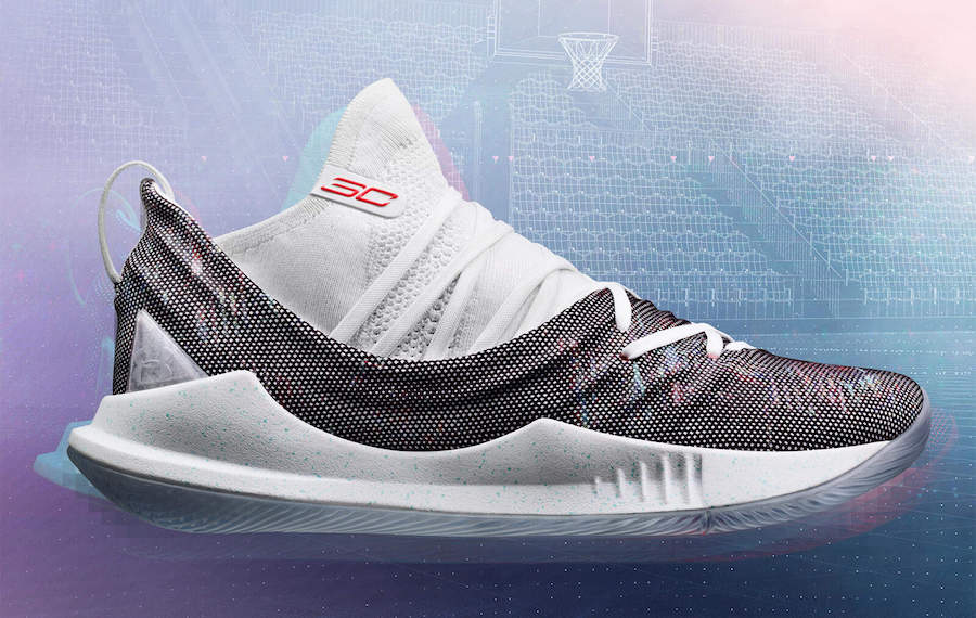 san francisco 1da92 c9f4b The Under Armour Curry 5 Just Released In A New Colorway ...