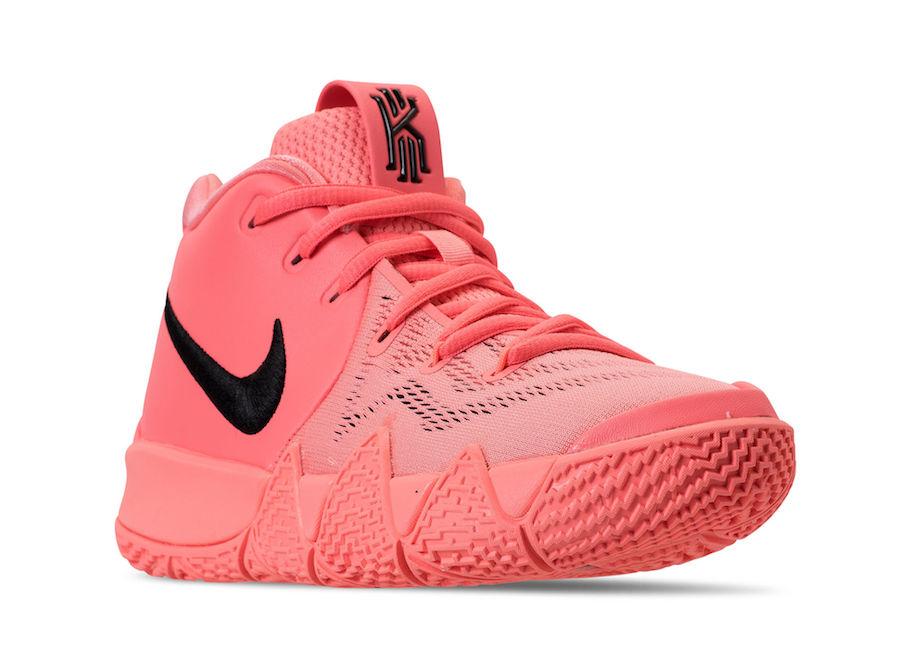 big sale 9aea6 67ac0 Release Date: Nike Kyrie 4 GS Atomic Pink • KicksOnFire.com