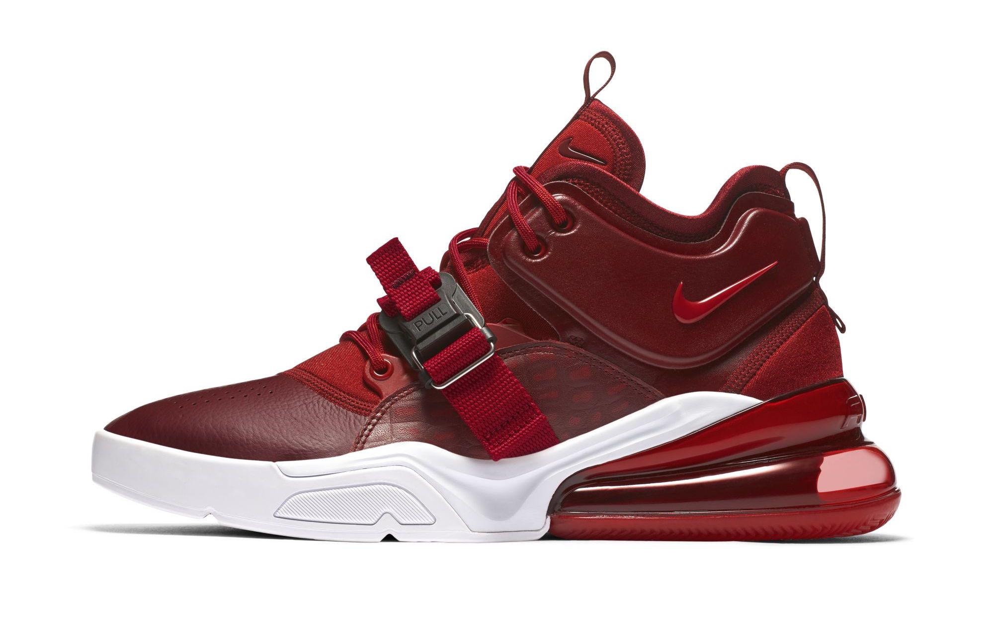 Nike Air Force 270 Team Red