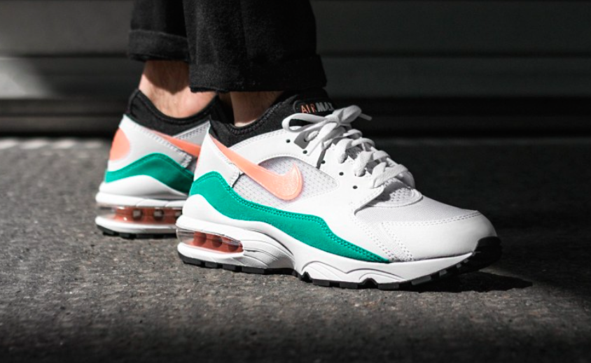 Nike Air Max 93 Watermelon Perfect For Summer </p>                     </div> 		  <!--bof Product URL --> 										<!--eof Product URL --> 					<!--bof Quantity Discounts table --> 											<!--eof Quantity Discounts table --> 				</div> 				                       			</dd> 						<dt class=