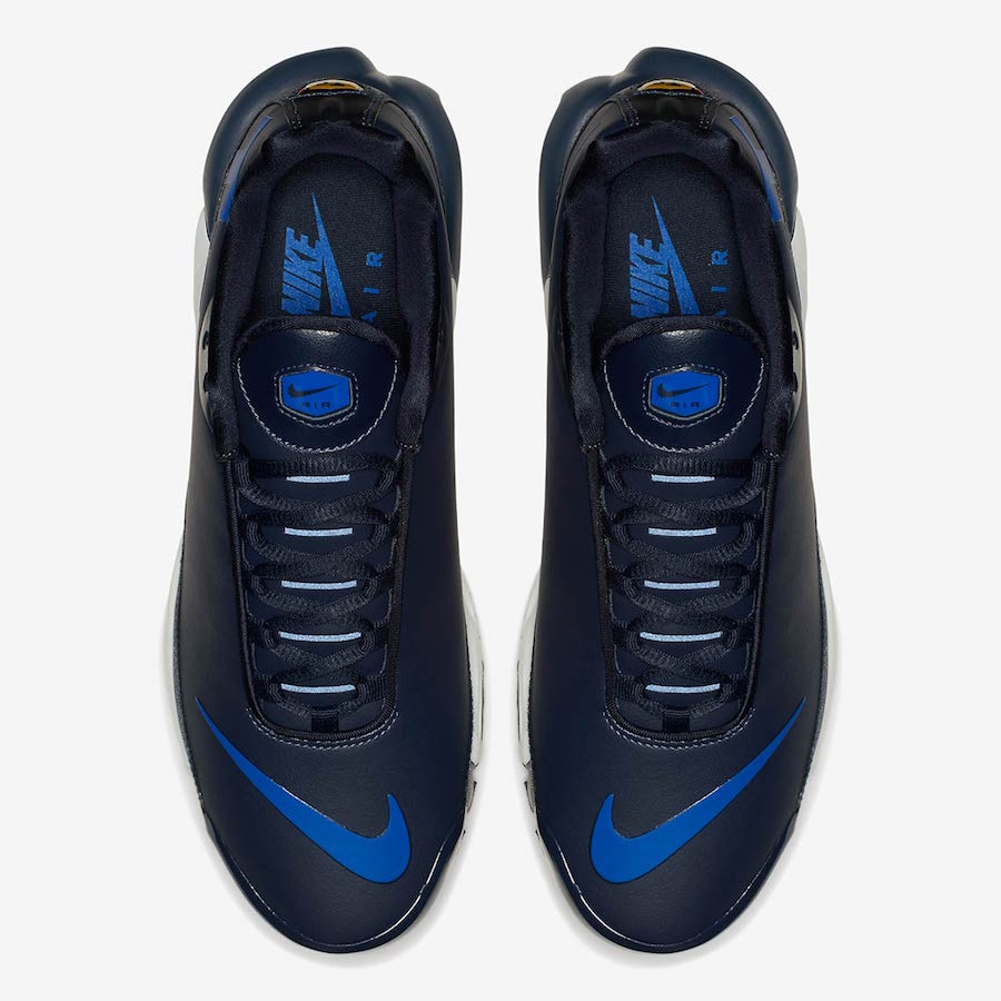 timeless design 8d1d3 52487 Nike Mercurial TN Navy Royal Dropping This Summer ...