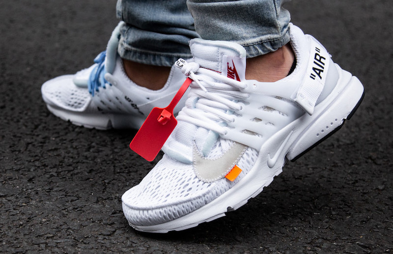 newest collection da57a d186a OFF-WHITE x Nike Air Presto White Releasing Later This Month ...