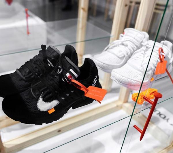 New Off-White x Nike Air Presto