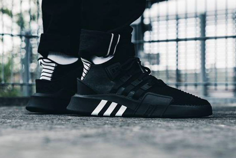 best service e9794 32600 Get The adidas EQT Basketball ADV Core Black White Now ...