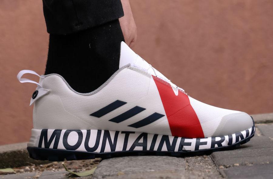 escala suelo Espinoso  An On-Feet Look At The White Mountaineering x adidas Terrex Two Boa •  KicksOnFire.com