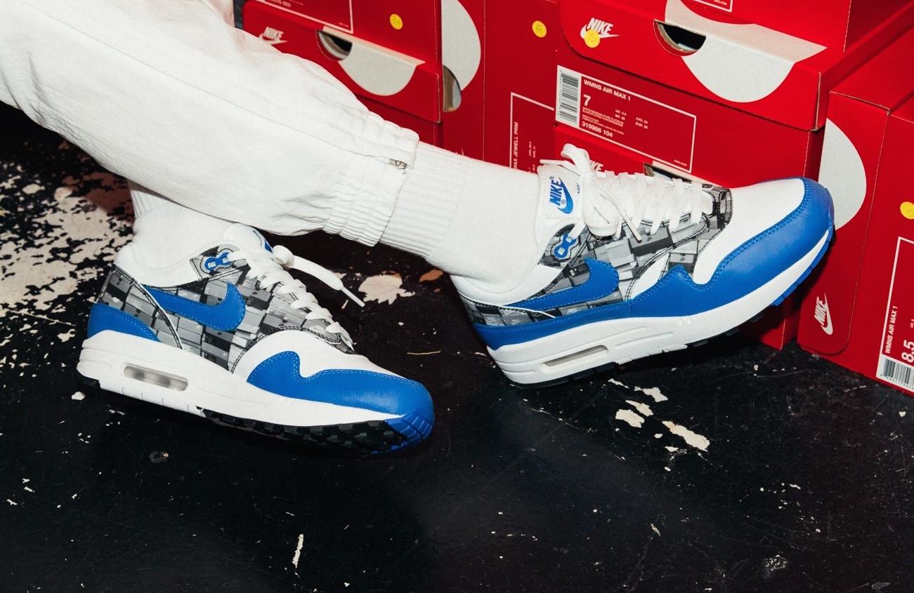 atmos x Nike Air Max 1 We Love Nike