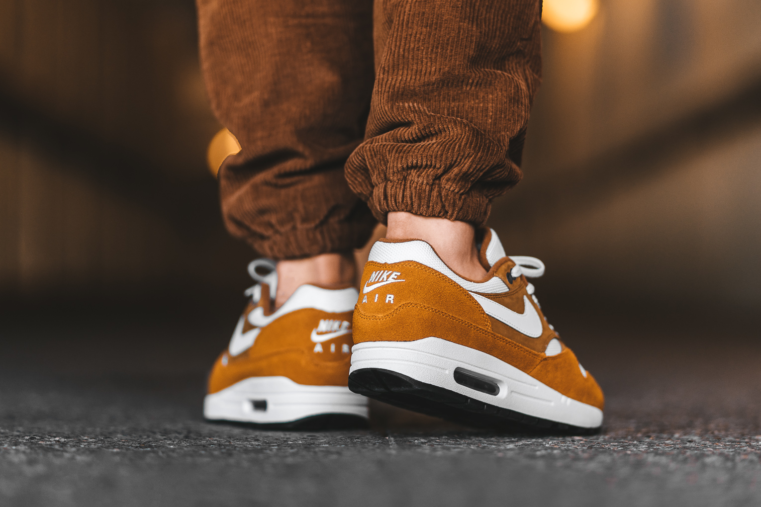 new appearance new specials crazy price On-Feet: atmos x Nike Air Max 1 Curry • KicksOnFire.com