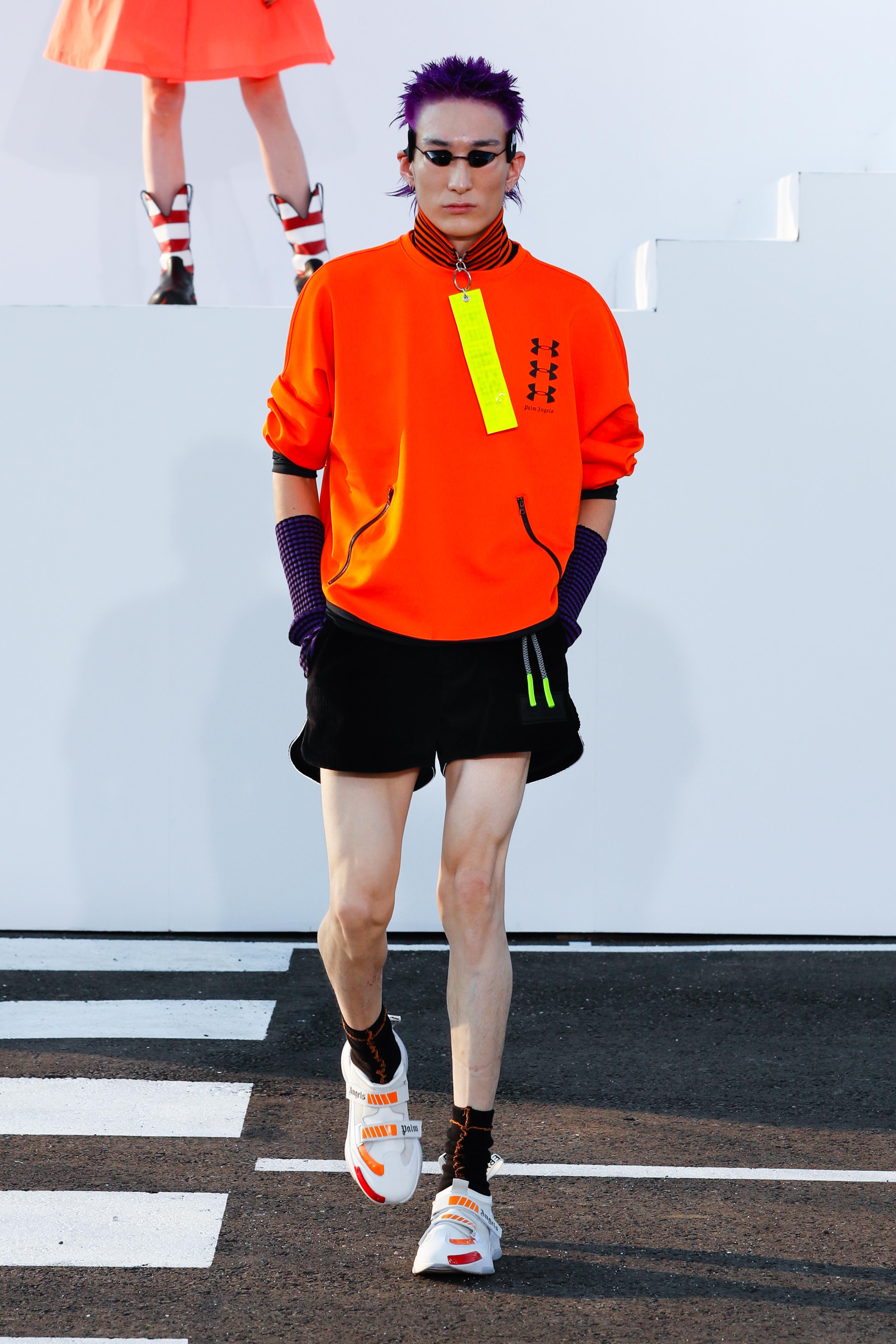 soldadura ballena Desaparecido  The Under Armour x Palm Angels Collab Made Its Debut At Milan Fashion Week  • KicksOnFire.com