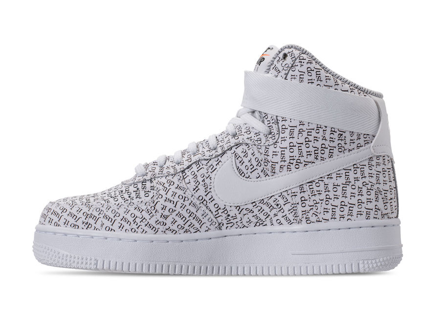 nike air force 1 juste do it