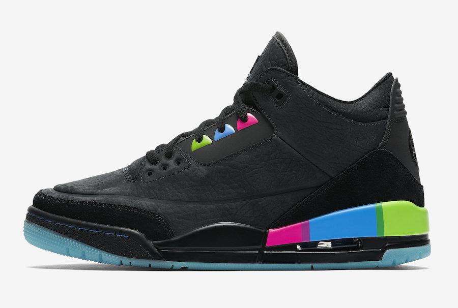 outlet boutique professional sale new cheap Air Jordan 3 Quai 54 • KicksOnFire.com