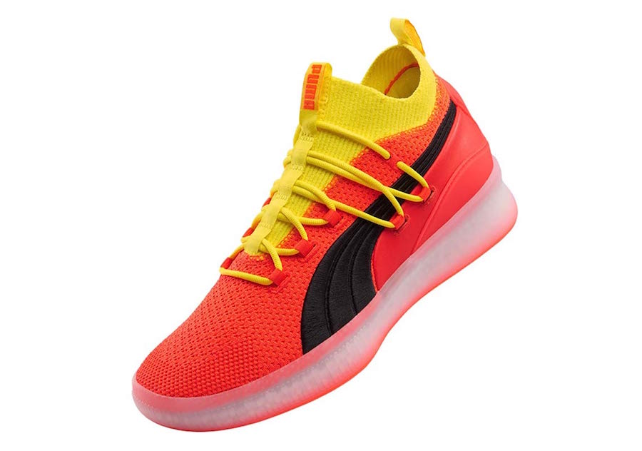 best sneakers 52648 a1f6f PUMA Basketball Introduces The PUMA Clyde Court Disrupt ...
