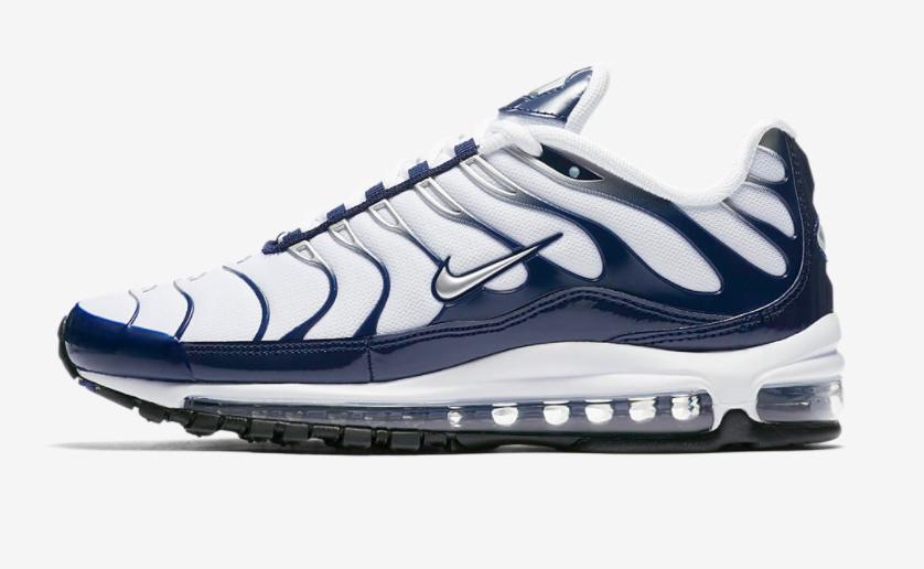 Nike Air Max 97 Plus Midnight Navy