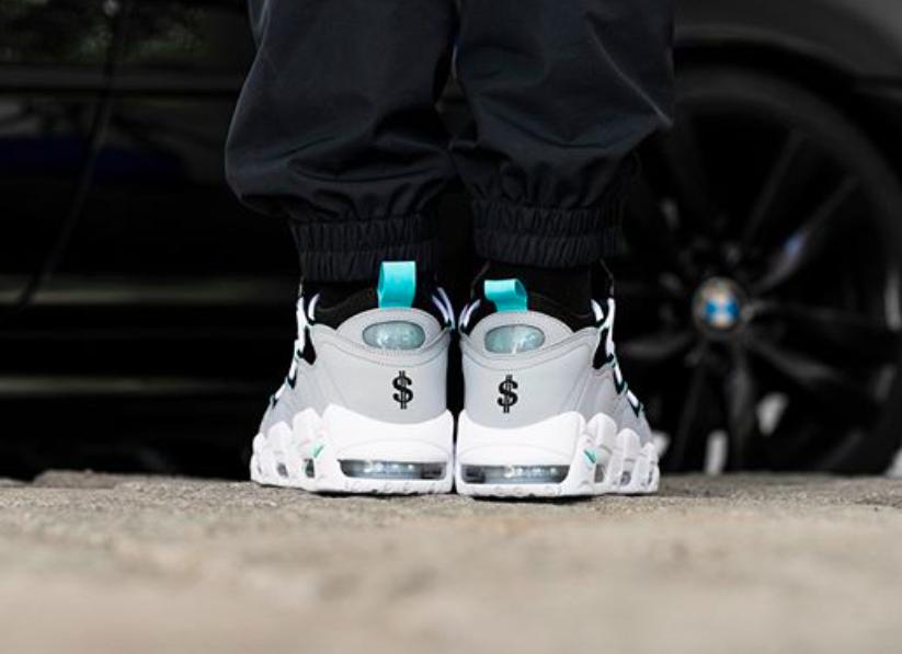 Nike Air More Money Wolf Grey Arriving This Week