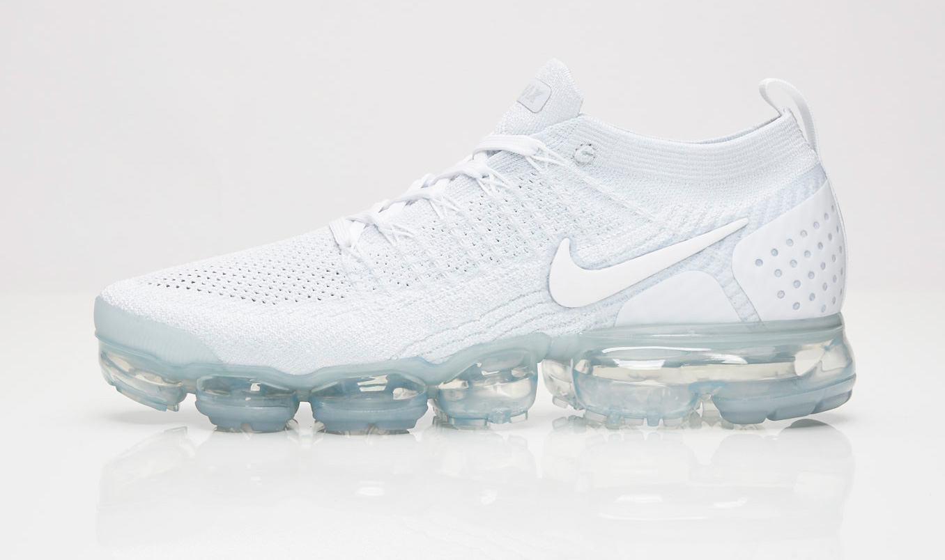more photos 33b8a 9d024 Stay Clean This Summer With The Nike Air VaporMax 2 Triple ...
