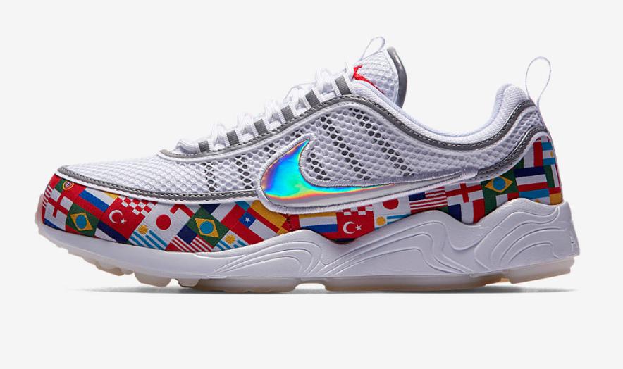 Release Date: Nike Air Zoom Spiridon