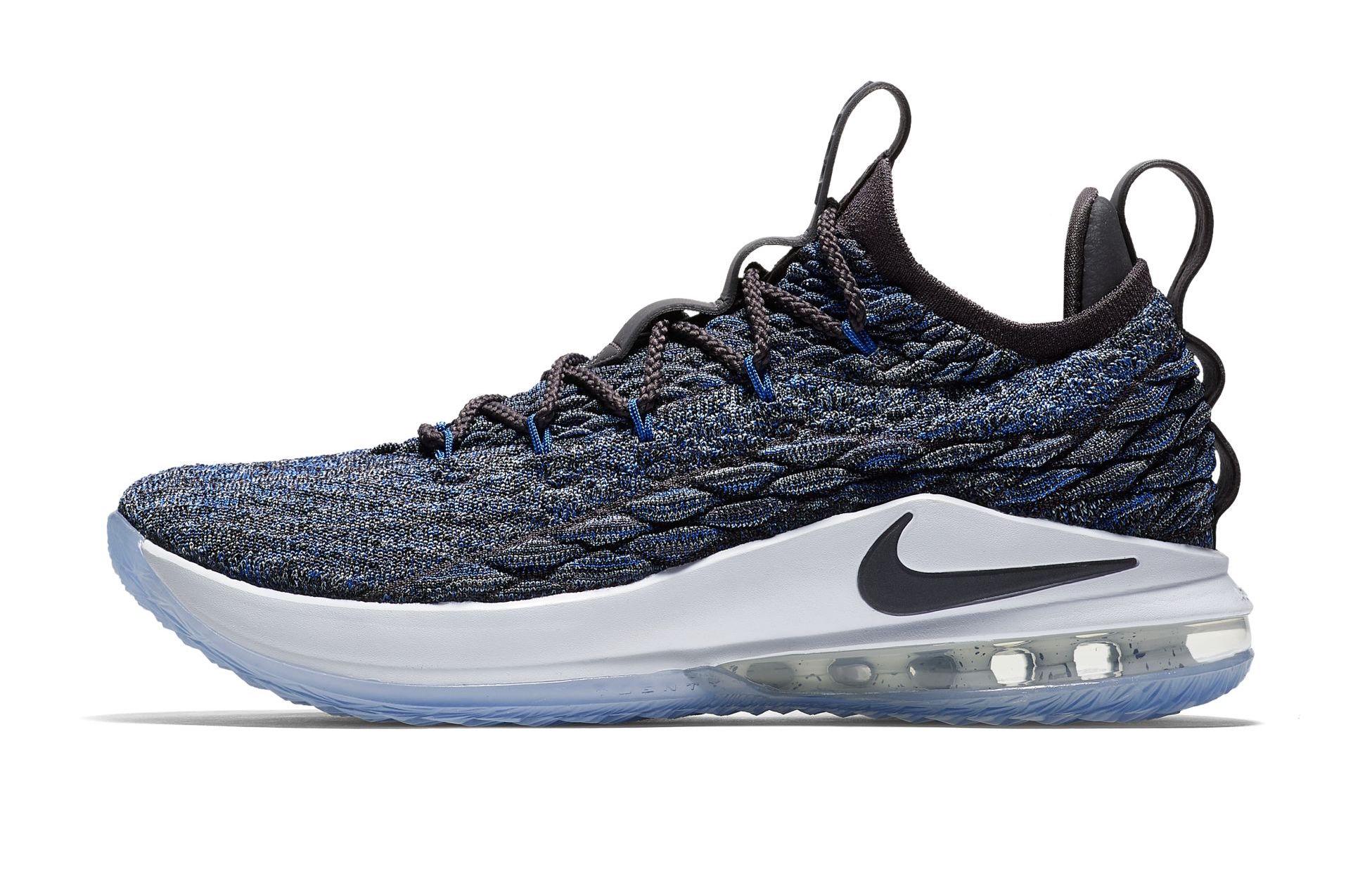 Nike LeBron 15 Low Signal Blue Arriving
